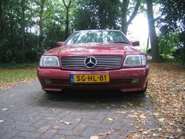 Mercedes-Benz SL-klasse occasion - Vakgarage C. Vink