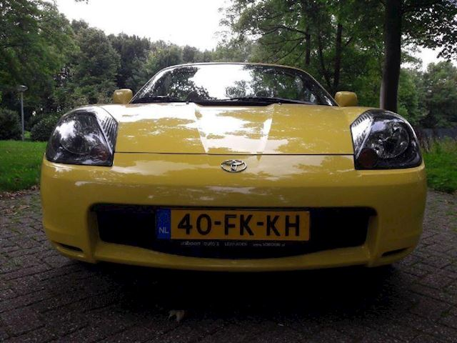 Toyota MR2 1.8-16v VVT-i Sp.Ed.