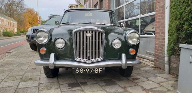 Wolseley 6/110 Mark II