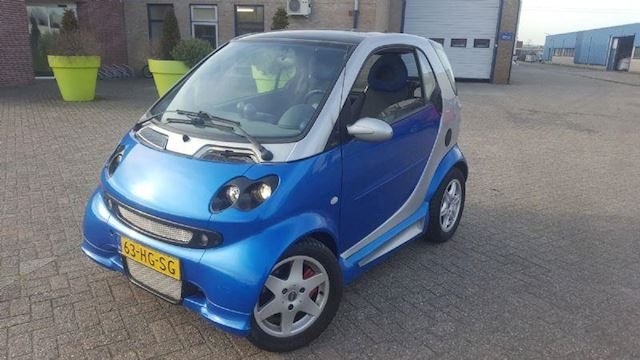 Smart city-coupe AIRCO PANORAMA DAK 103DKM MET NAP APK