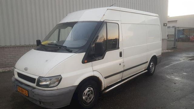 Ford Transit 280M 2.0TDdi HD