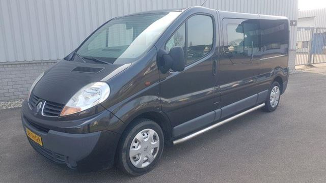Renault Trafic 2.0 dCi T29 L2H1 DC ,   SOLD