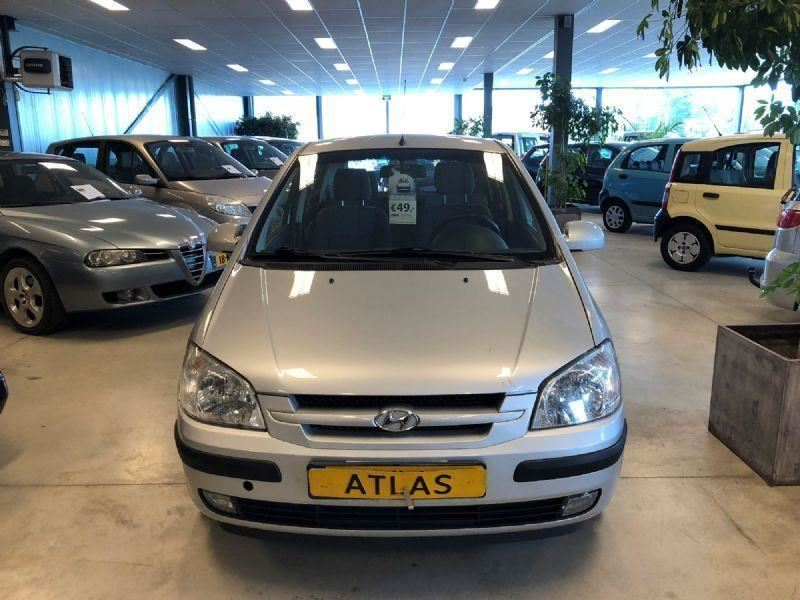 Hyundai Getz occasion - Atlas Garagebedrijf