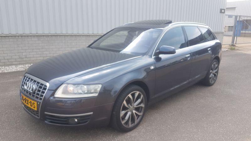 Audi A6 occasion - Terborg Auto's