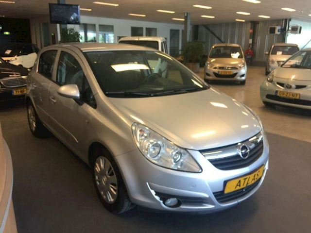 Opel Corsa 1.2i 16V NJoy