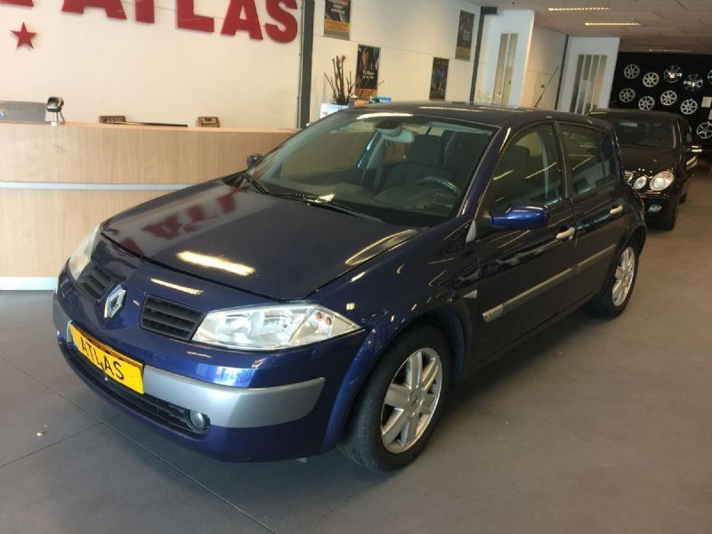 Renault Megane occasion - Atlas Garagebedrijf
