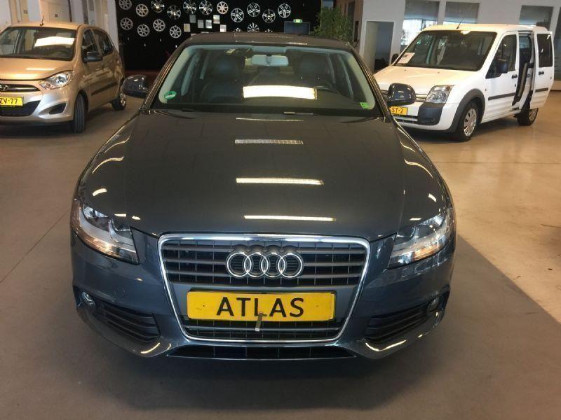 Audi A4 occasion - Atlas Garagebedrijf