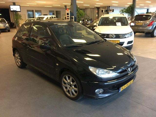Peugeot 206 1.6 HDIF GTI