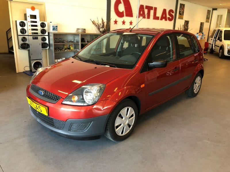 Ford Fiesta occasion - Atlas Garagebedrijf