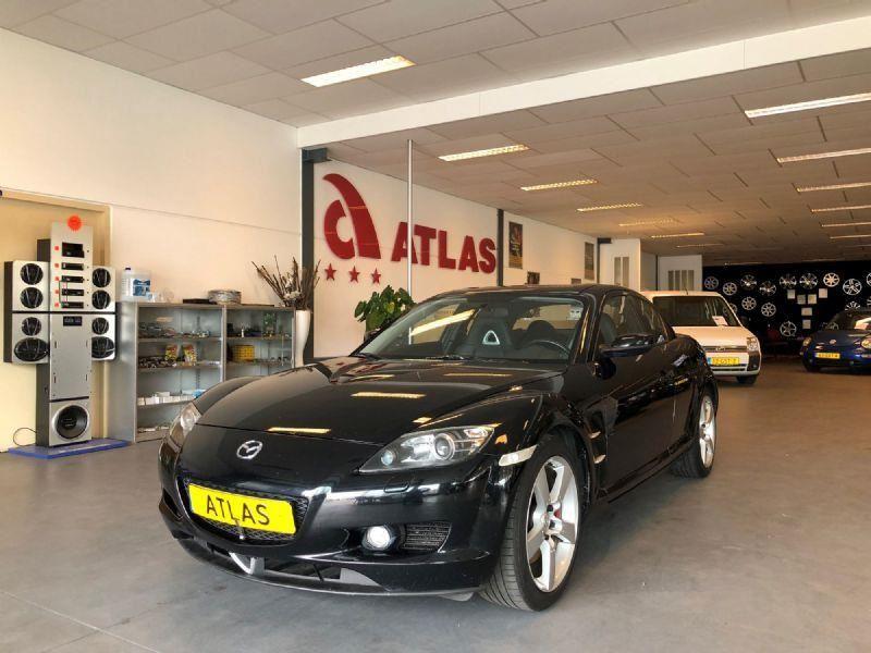Mazda RX-8 occasion - Atlas Garagebedrijf