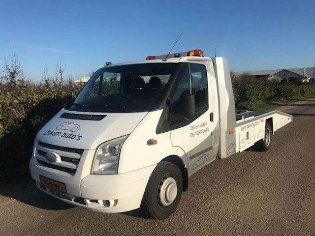 Ford Transit occasion - Oskam Auto's