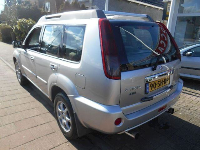 Nissan X-trail 2.2dci Extreme Edition 4x4