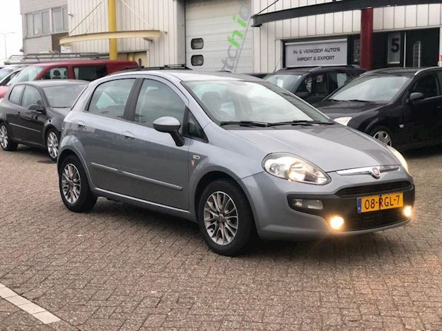 Fiat Punto occasion - Kennemerland Occasions
