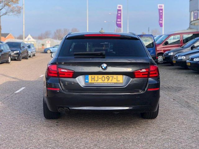 BMW 5-serie occasion - Kennemerland Occasions