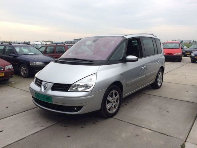 Renault Espace occasion - Sonke Cars