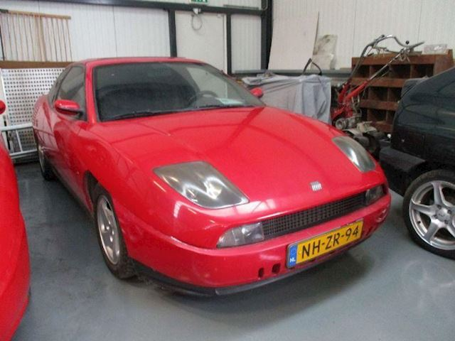 Fiat Coupe occasion - Sonke Cars