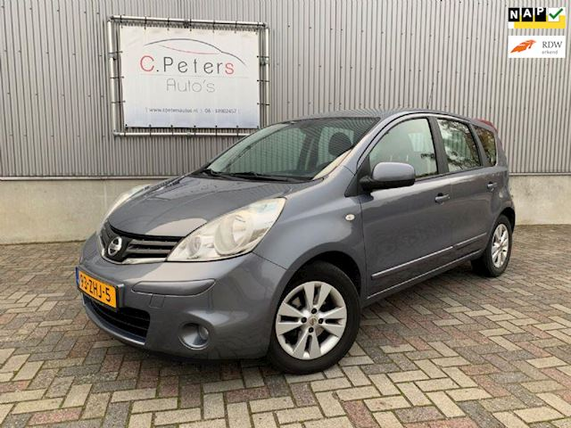 Nissan Note 1.4 Acenta 2009 Facelift / Clima / Cruisecontrol / Trekhaak / Bluetooth / 2e eigenaar / NAP