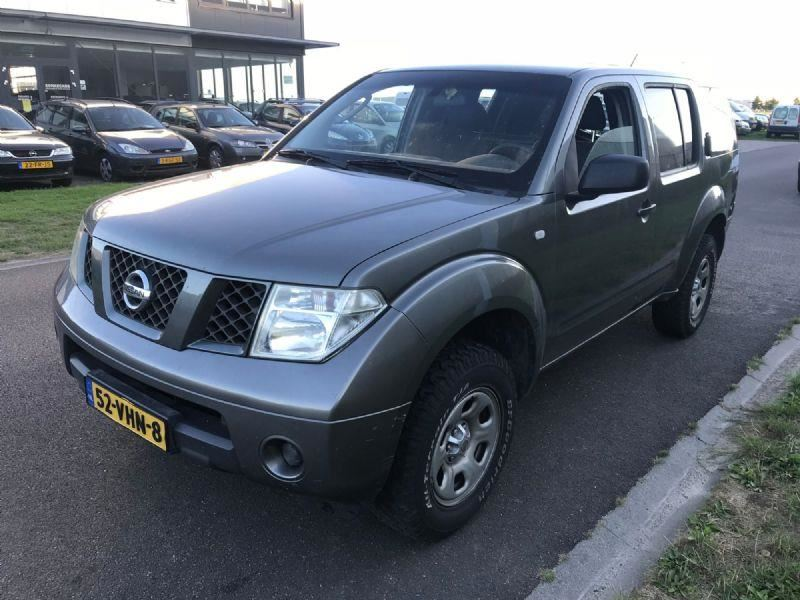 Nissan Pathfinder occasion - Sonke Cars