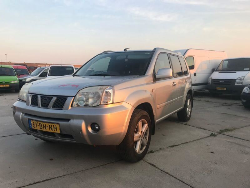 Nissan X-trail occasion - Sonke Cars