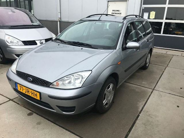 Ford Focus Wagon 1.6-16V Cool Edition Euro4 Info:0655357043