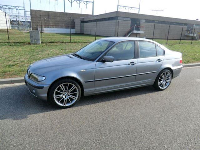 BMW 3-serie 316I Touring Black&Silver II