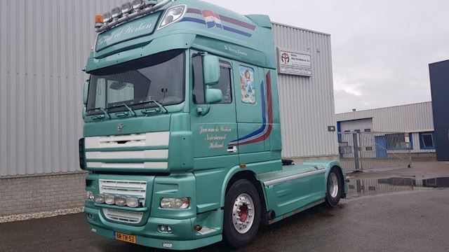 Daf FT XF105 460 PK