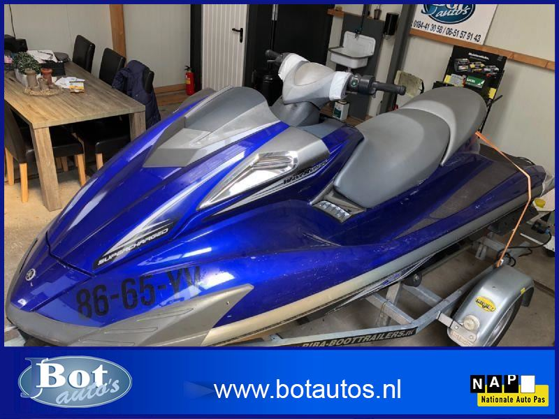 Boot Yamaha occasion - Bot Auto's