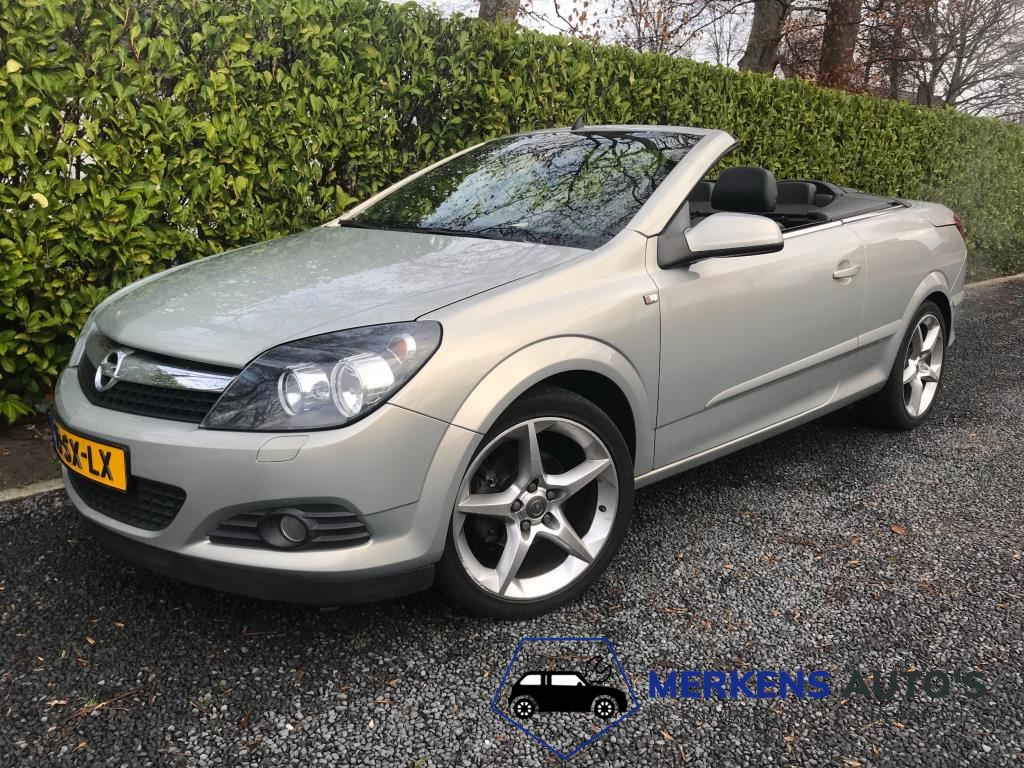 Opel Astra TwinTop occasion - Merkens Auto's