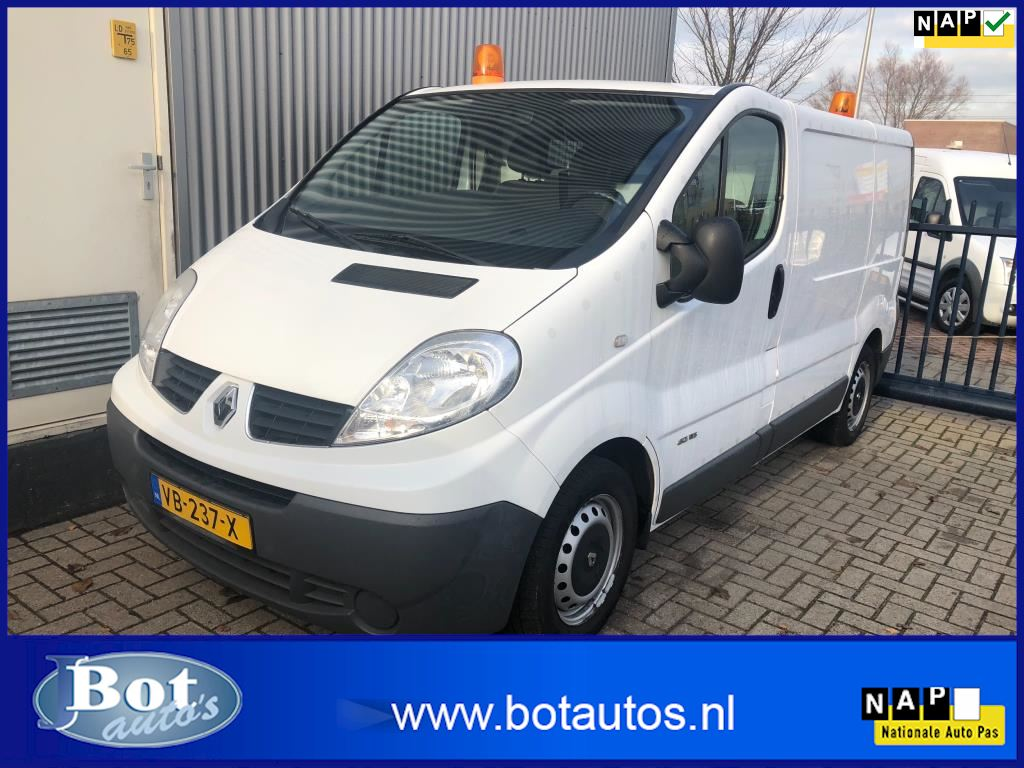 Renault Trafic occasion - Bot Auto's