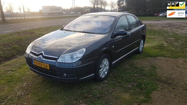 Citroen C5 2.0-16V Exclusive groot navi