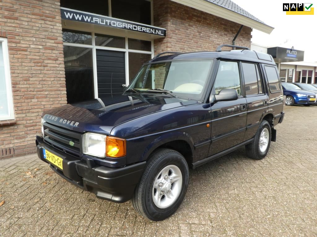 Land Rover Discovery occasion - Auto Garderen
