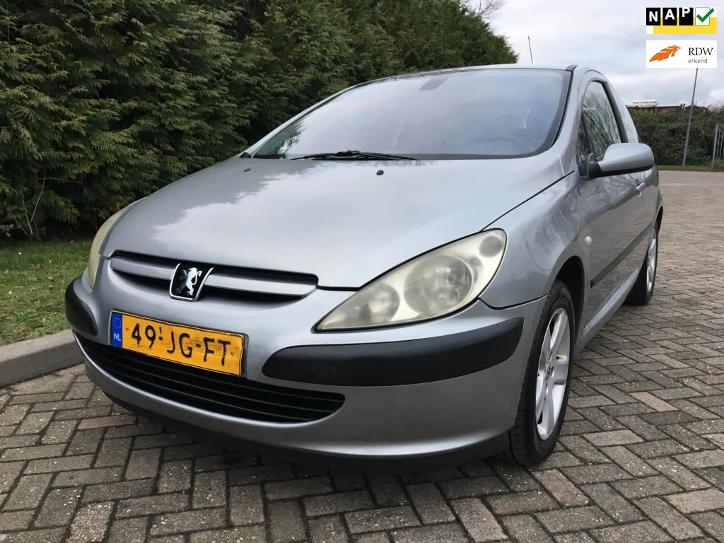 Peugeot 307 occasion - Goldenstone Cars