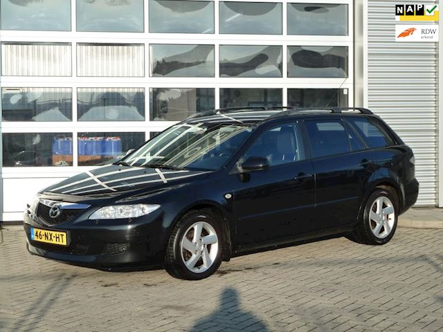 Mazda 6 Sportbreak 2.0i Executive BJ.2004 LEDER | NAVI | XENON.