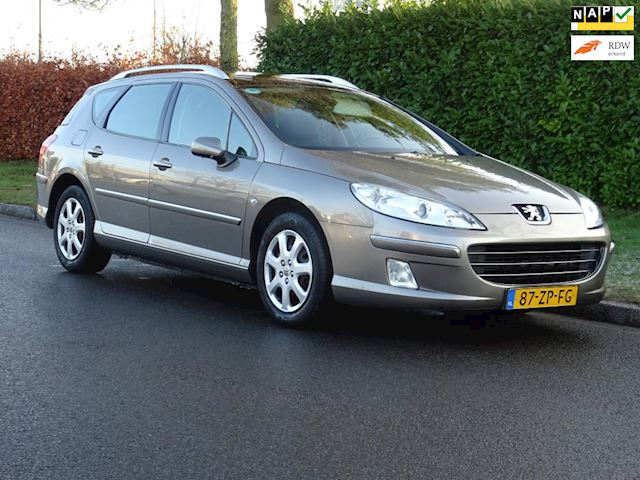 Peugeot 407 SW 1.8 ST Pack Business nette auto