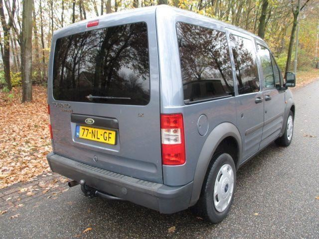 Ford Tourneo Connect 1.8 SWB First Ed, airco, trekhaak