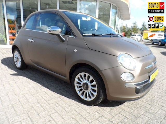 Fiat 500 0.9 TwinAir Lounge/ Turbo!