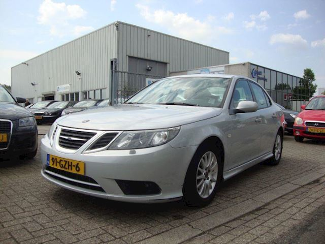 Saab 9-3 sport sedan 1.8i norden business Dealer onderhouden