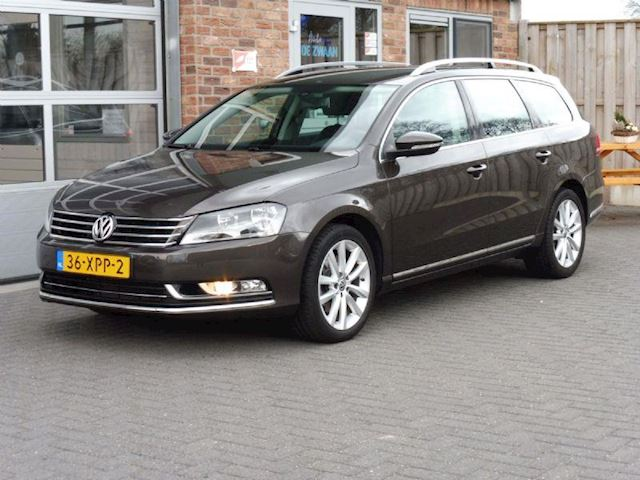 Volkswagen Passat Variant 1.6 TDI High Executive Line BlueMotion