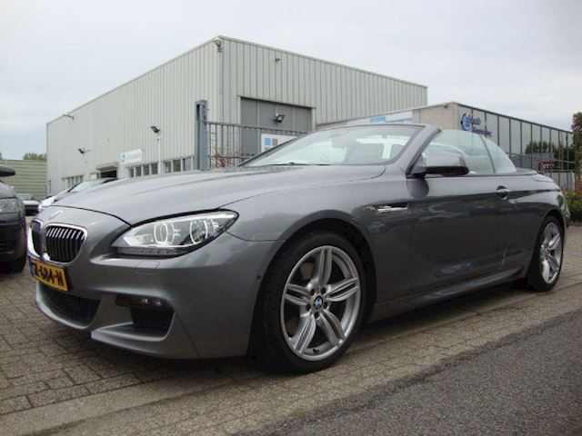 BMW 6-serie 640d high executive aut ALLE OPTIES