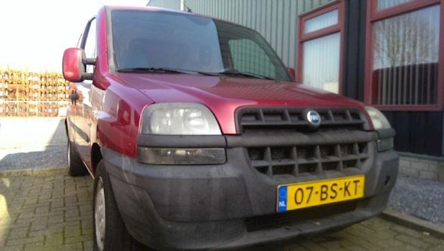 Fiat Doblo Cargo 1.3 JTD SX Luxury Edition