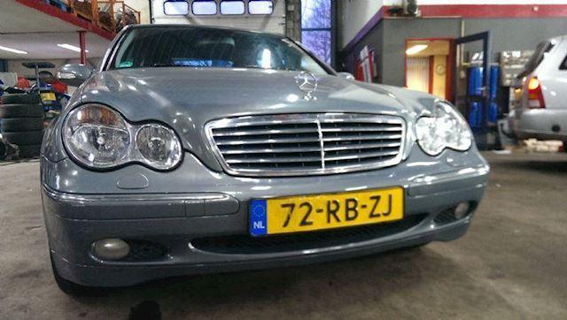 Mercedes-Benz C-klasse 200 CDI Avantgarde