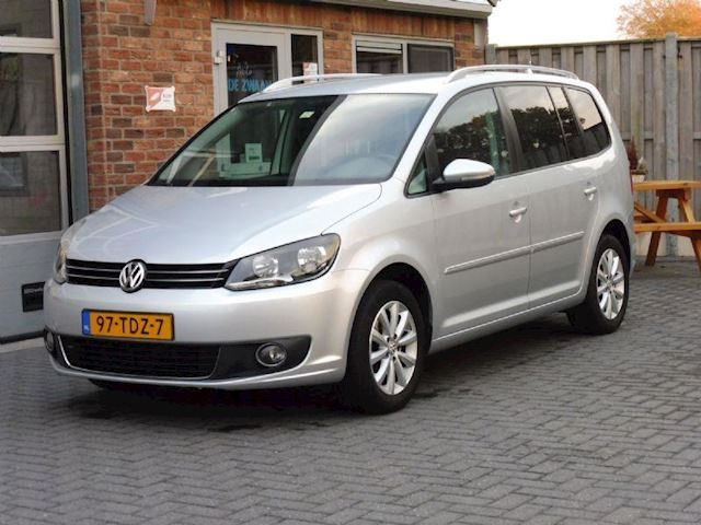 Volkswagen Touran 1.2 TSI Highline BlueMotion 7PERSOONS TREKHAAK