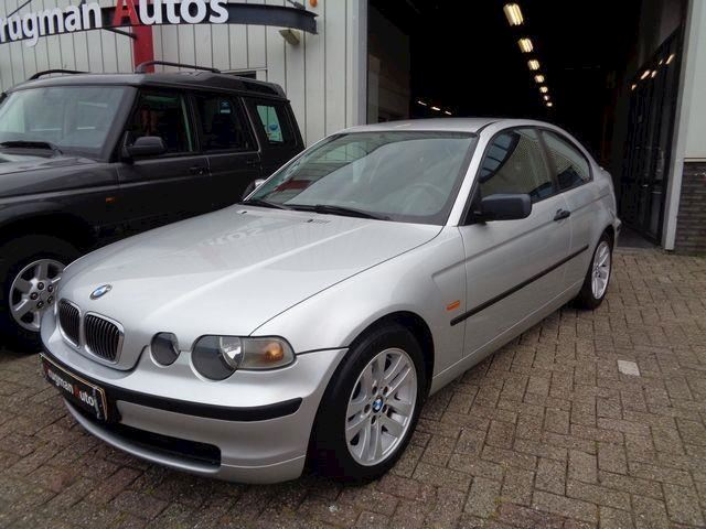 BMW 3-serie occasion - Brugman Auto's