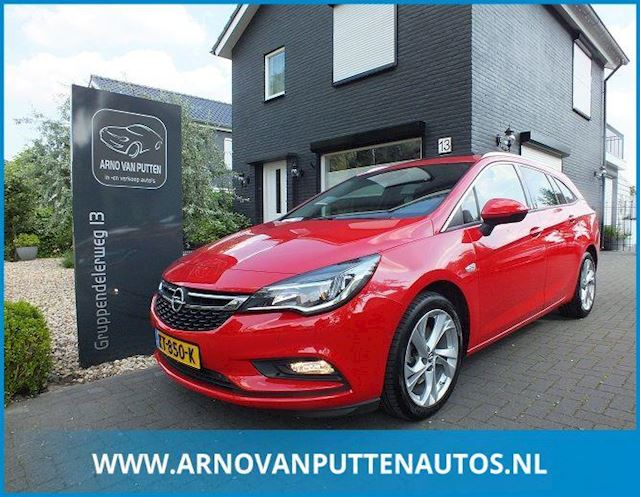 Opel Astra Astra Sports Tourer 1.6 BiTurbo Innovation zeer compleet!