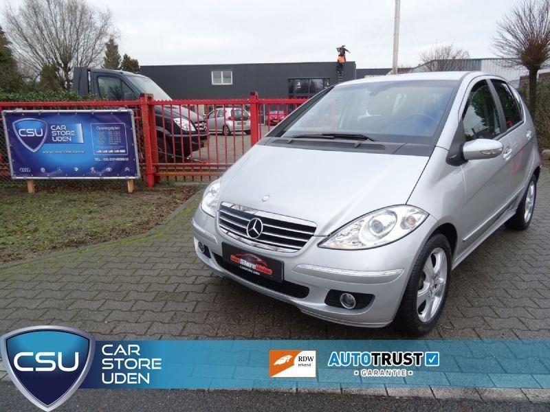 Mercedes-Benz A-klasse occasion - Carstore Uden