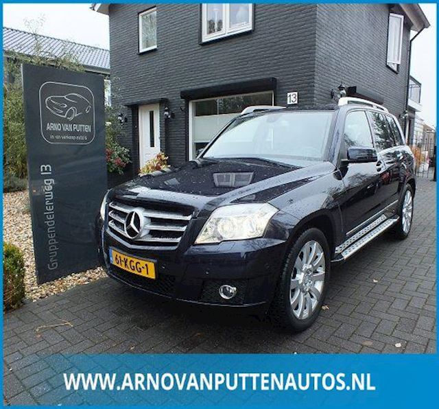 Mercedes-Benz GLK-klasse Mercedes GLK 280 4-Matic First Edition, navigatie, Leer