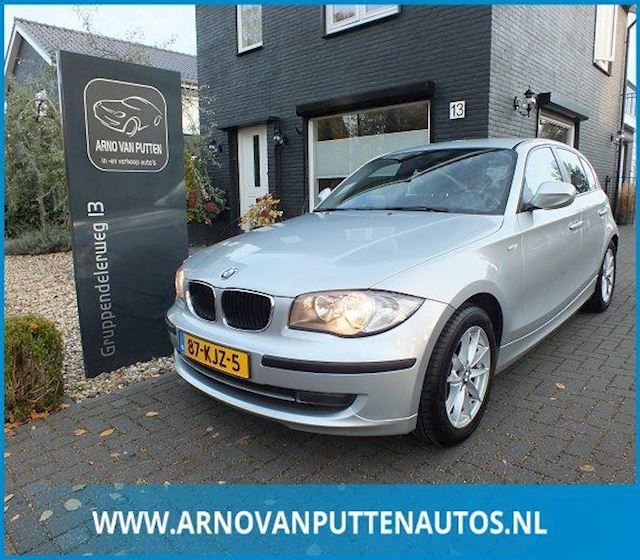 BMW 1-Serie BMW 118d Corporate Business Line 5-Deurs,Airco,Sportvelgen