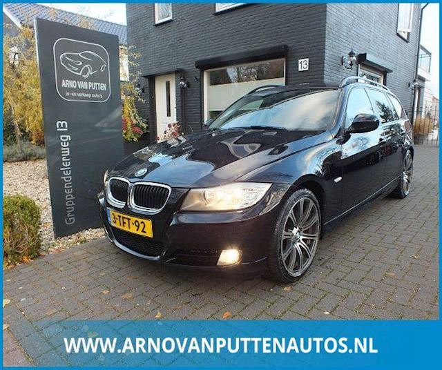BMW 3-serie BMW Touring 318d Automaat High Executive,Panorama,Leer,Navi