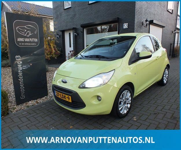 Ford Ka occasion - Arno van Putten auto's