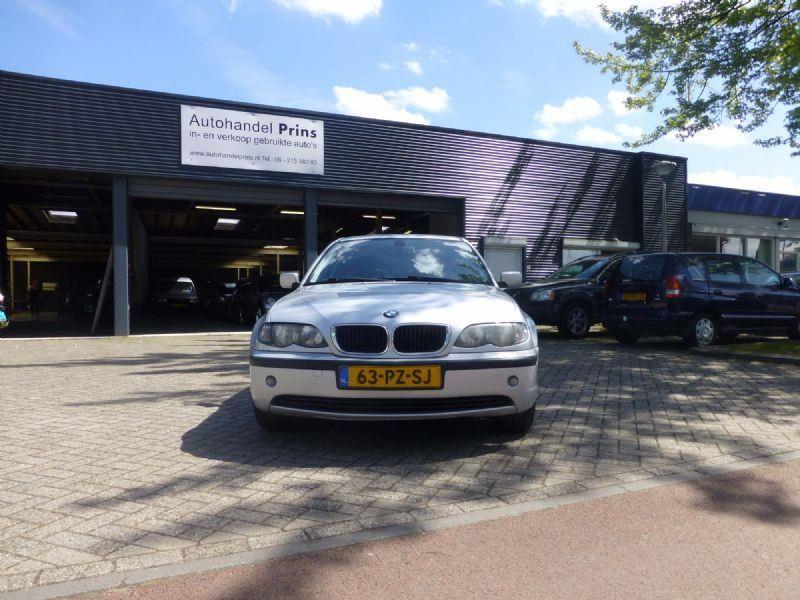 BMW 3-serie occasion - Autohandel Prins